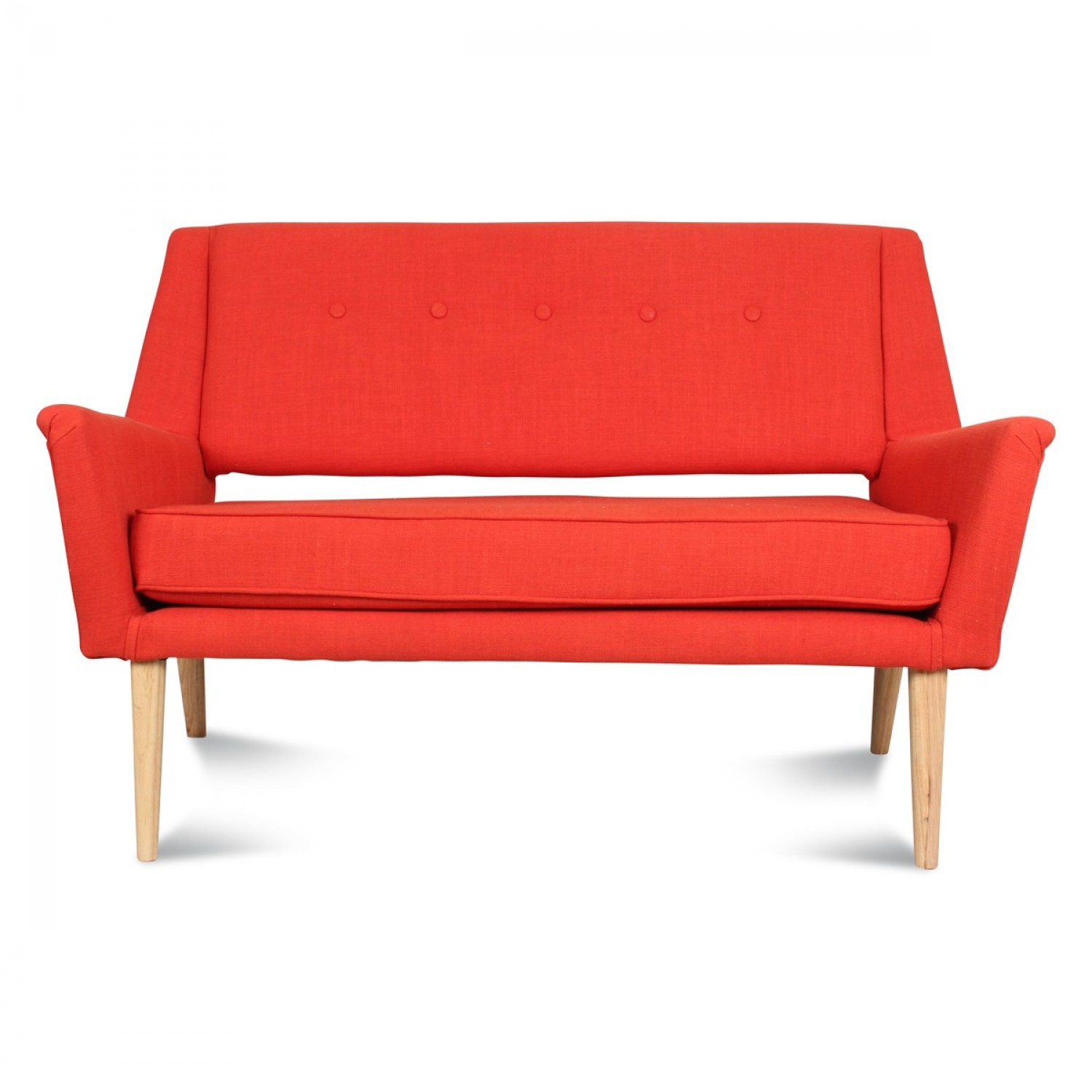 Canape 2 places bros design scandinave cpe2p bros opj - Canape 2 places scandinave ...