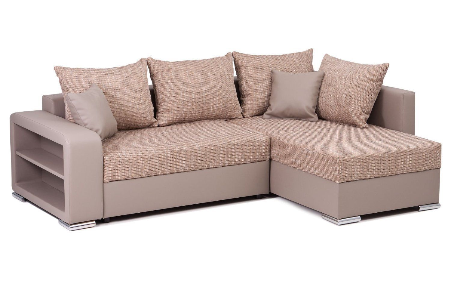 Canape lit tissu convertible hst cpelit hst osk st vente for Canape tissu
