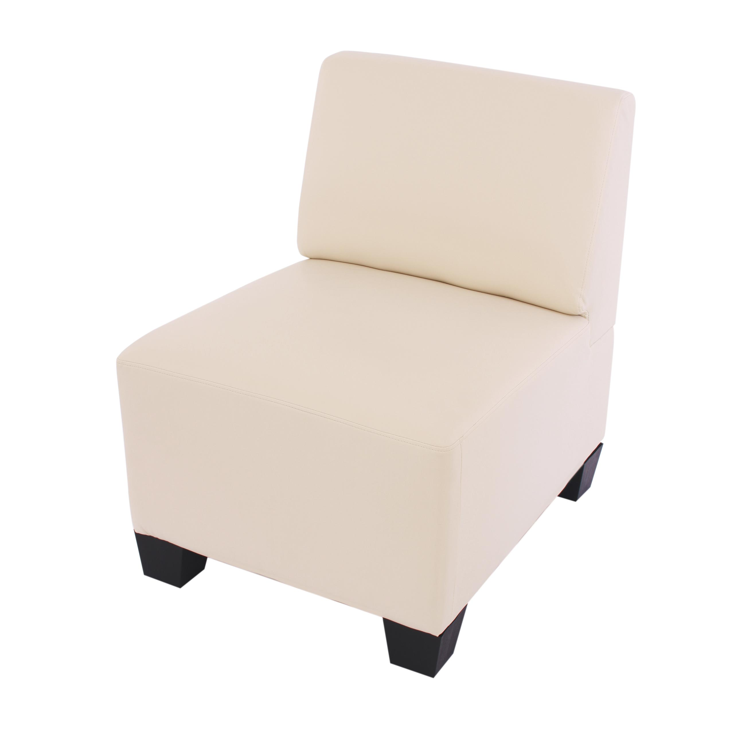 Canape cuir 3 places amovibles blanc creme cpe3pc amov ad for Monsieur meuble canape cuir blanc