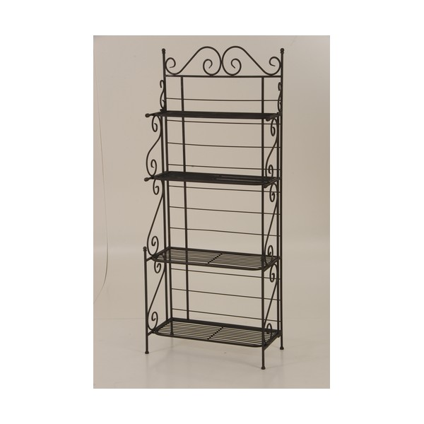etagere fer forge esprit boulangerie etagff boul imd1 vente de meubles et d 39 articles de. Black Bedroom Furniture Sets. Home Design Ideas