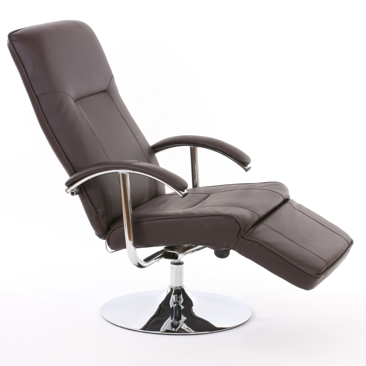 Fauteuil inclinable relax style plusieurs coloris disponible fautincl relax - Fauteuil relax marron ...