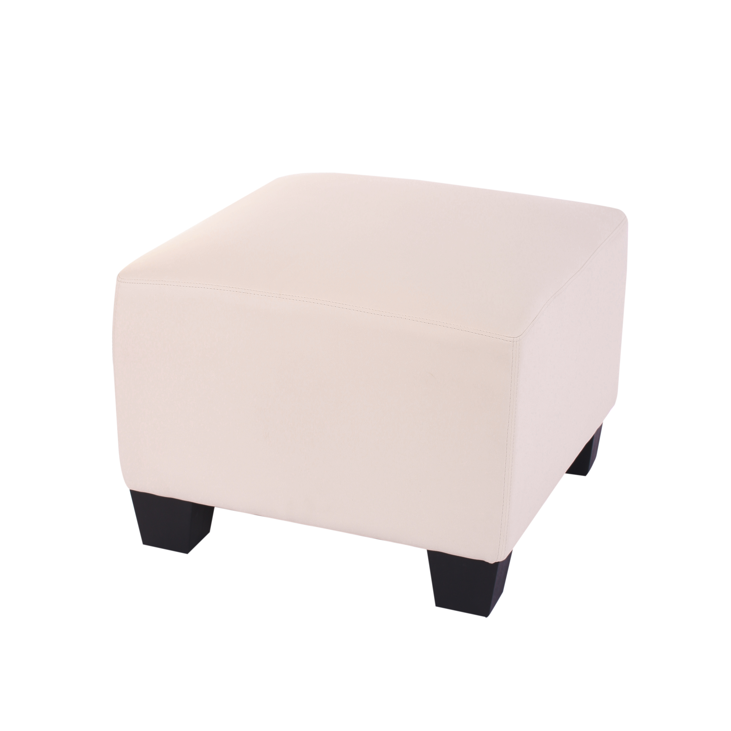 pouf easy lounge creme pf easyloungec ad1 vente de meubles et d 39 articles de confort prix. Black Bedroom Furniture Sets. Home Design Ideas