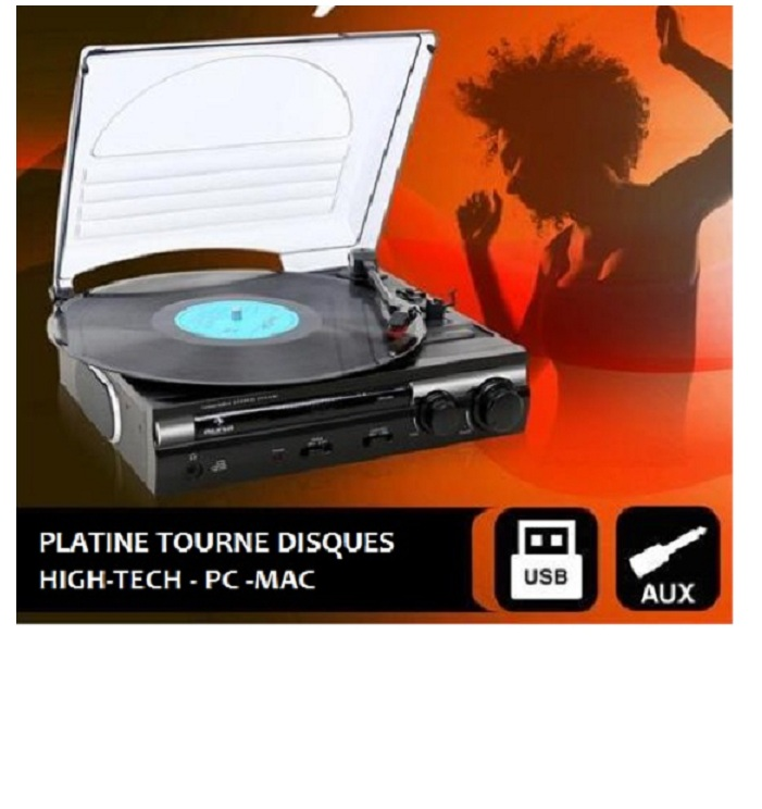 tourne disques neo retro avec fonctions modernes usb cd mp3 numerisation vinyl tndisq tndauna. Black Bedroom Furniture Sets. Home Design Ideas