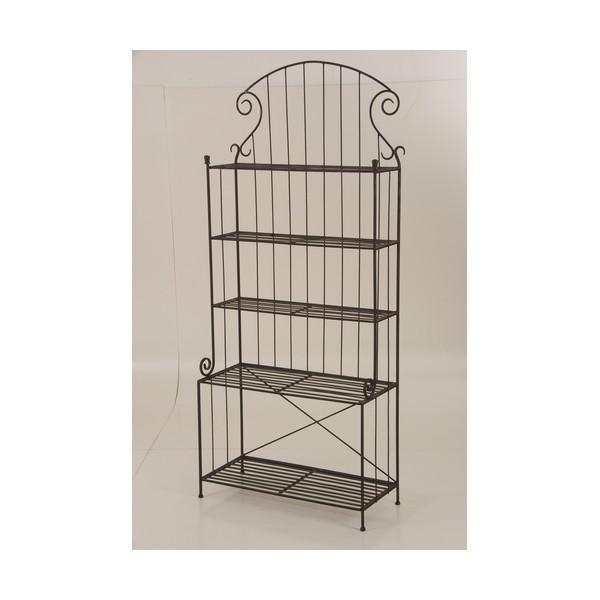 etagere fer forge esprit boulangerie ii etagff boul2 imd4 vente de meubles et d 39 articles de. Black Bedroom Furniture Sets. Home Design Ideas